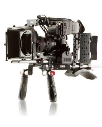 Panasonic Lumix with CP2 Lens